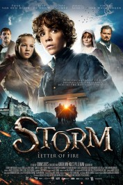 Storm - Letter of Fire